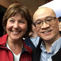 Wendy Yuan, special advisor to Christy Clark